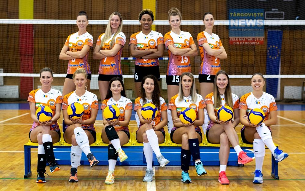 CS Municipal Târgoviște poate deveni, în premieră, campioană a României!