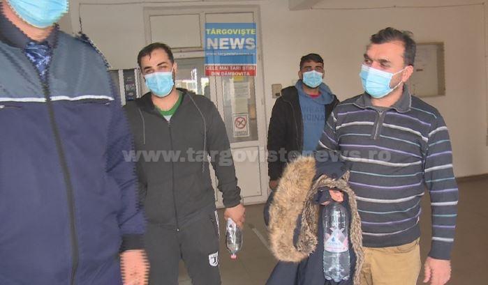 Trei imigranţi ilegali afgani au sunat la Poliţie când și-au dat seama că au fost păcăliți și au ajuns la… Perşinari