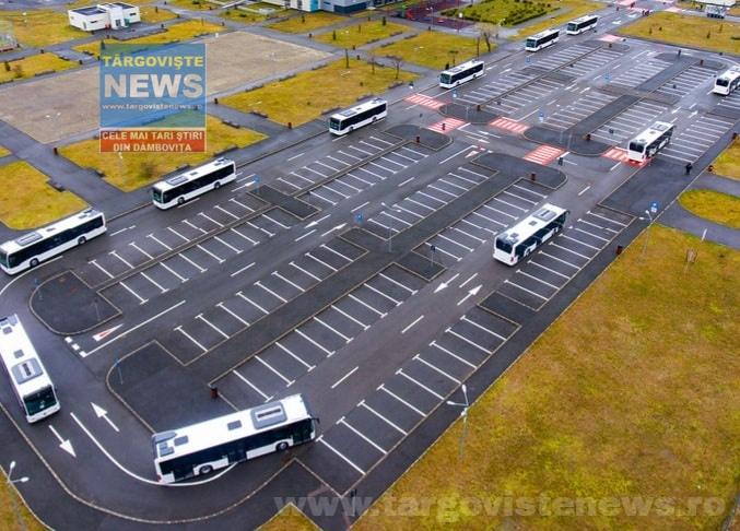 """Târgovişte – """"În luna aprilie, toate cele 28 de autobuze Mercedes-Benz Citaro Hybrid vor fi puse în circulație"""""""