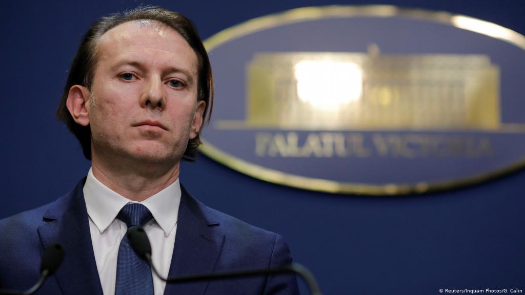 """Deputatul Daniel Blaga: """"Florin Cîțu nu mai are susținerea Alianței USR PLUS pentru rămânerea în funcția de prim-ministru"""""""