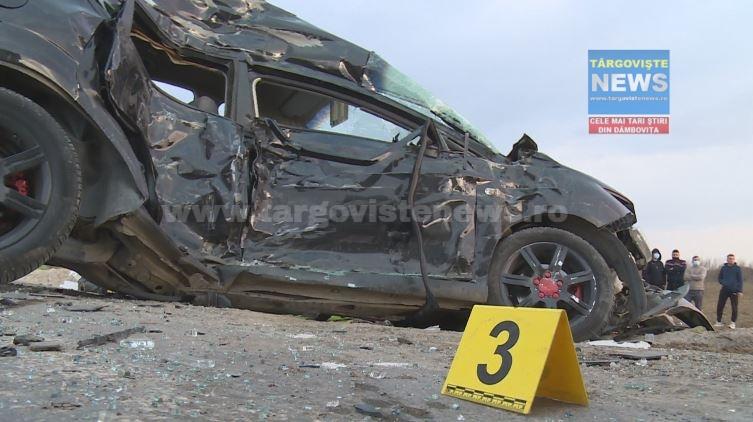 """Din ce cauză s-ar fi întâmplat teribilul accident de la Lunguleţu, în care doi fraţi şi-au pierdut viaţa: """"S-a rupt… """""""