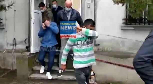 VIDEO – Un dâmboviţean şi-a răpit fosta soţie. Fratele victimei a sunat la 112, dar femeia a fost salvată abia după câteva ore
