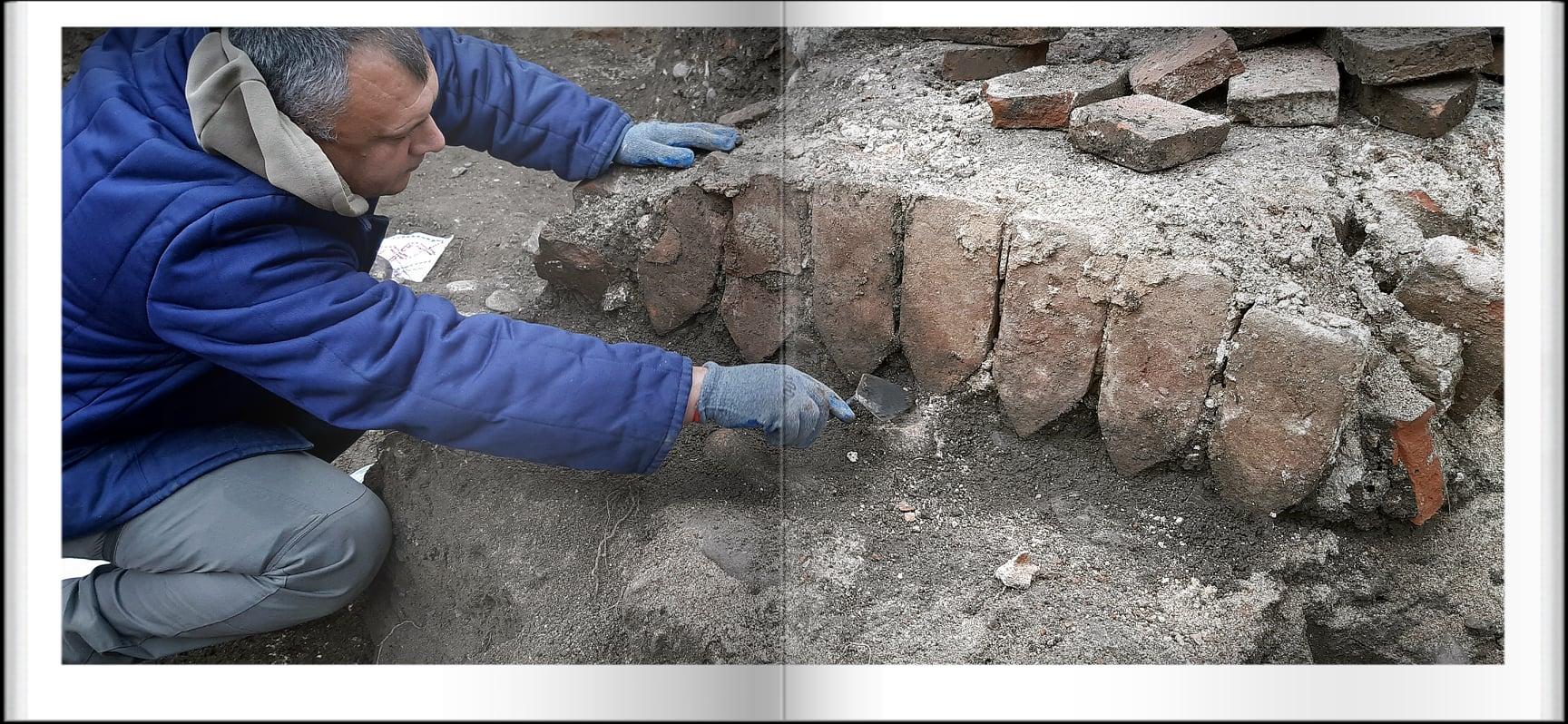 COMORI ÎN OBIECTIV – Proiectul unui turn medieval