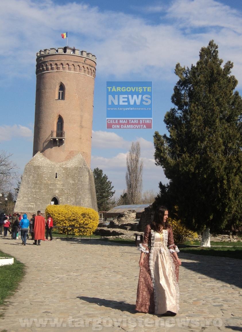 """Muzeele Complexului """"Curtea Domnească"""" Târgoviște, deschise în minivacanţa de Paşte"""