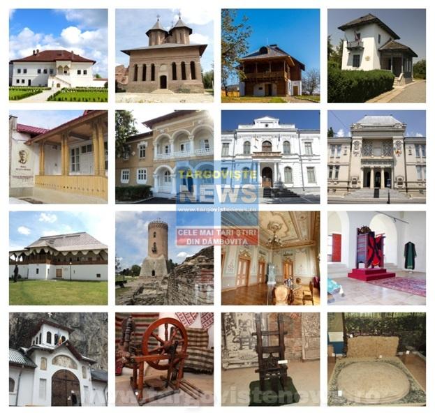 Astăzi, intrare gratuită în muzeele din judeţul Dâmboviţa