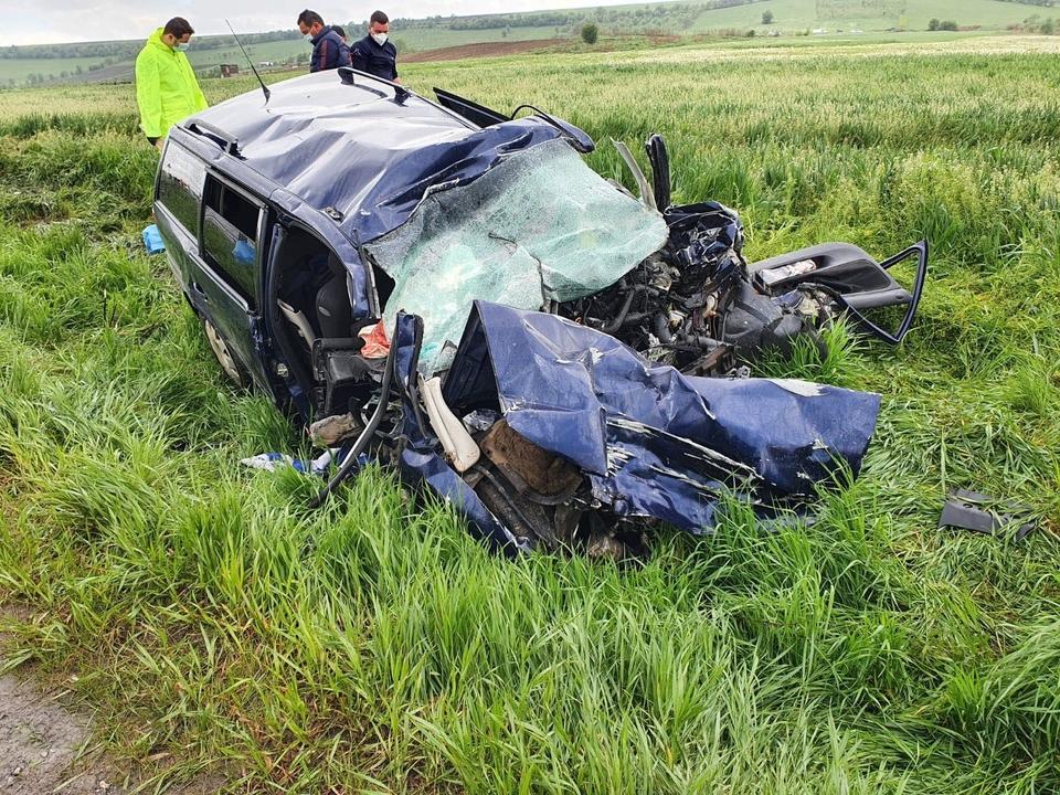 VIDEO – Patru oameni au murit în accident rutier, pe DN 13, la Rotbav, în Brașov