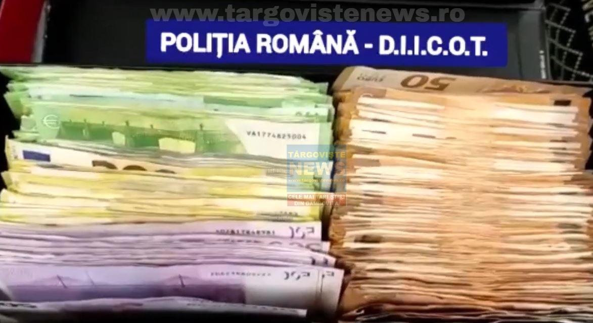 Percheziţii la proxeneţi. Au fost confiscate 3 maşini de lux, aproape 100 de mii de euro şi un ceas de 12 mii de euro