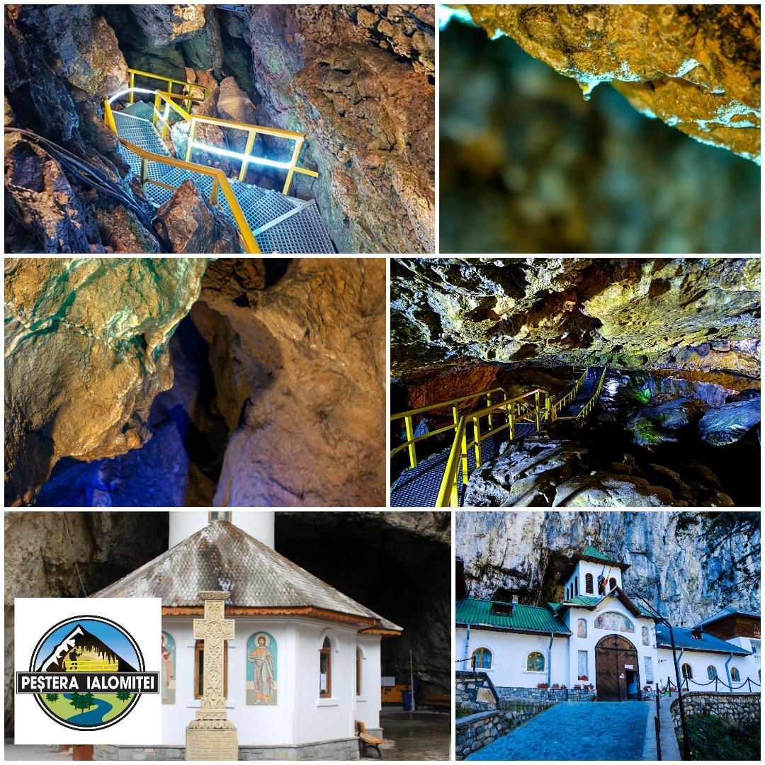 Peştera Ialomiţei, printre cele mai frumoase obiective turistice din Dâmboviţa
