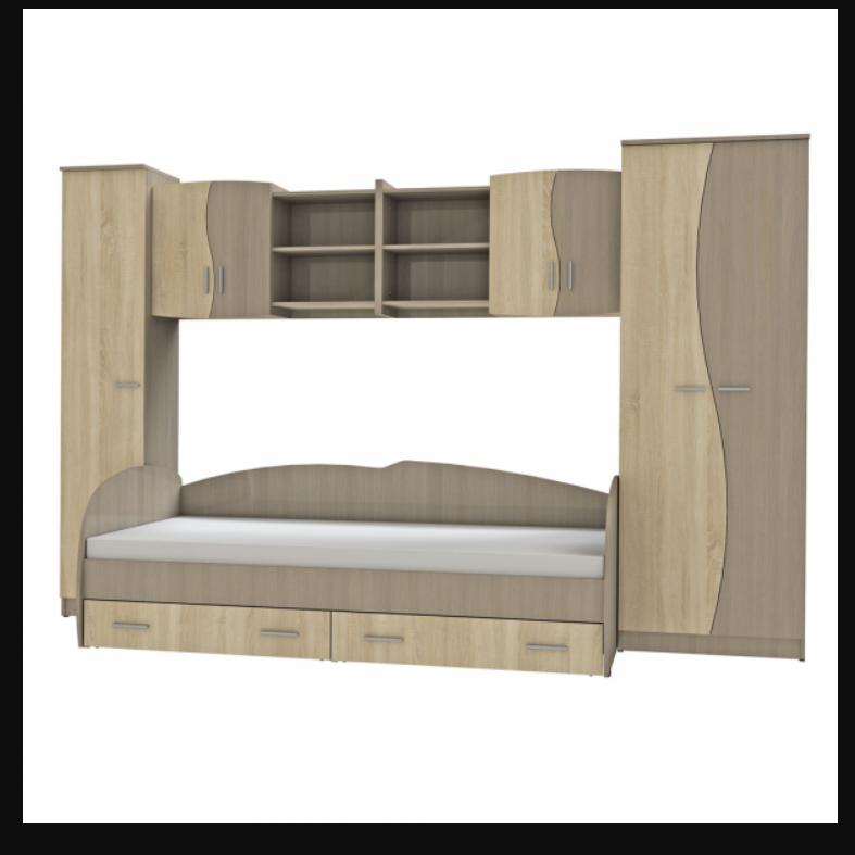 Comandă mobila pentru camera de tineret şi amenajează dormitorul cum îţi place!