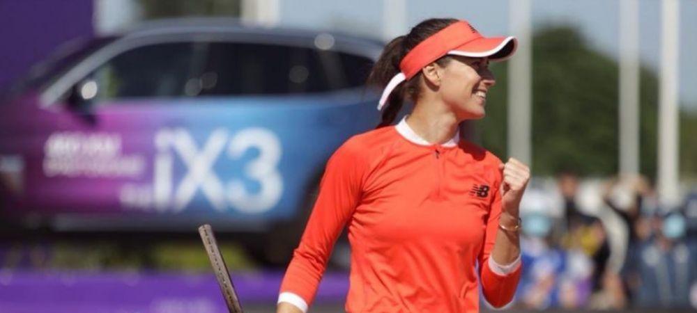 Sorana Cîrstea e în finala turneului de la Strasbourg! Ar putea fi al doilea turneu WTA câștigat de cea mai bună jucătoare din Târgoviște în acest an