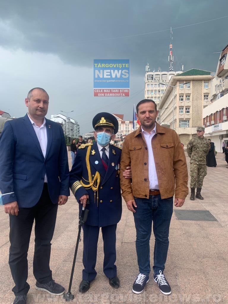 """Deputatul Daniel Blaga, de Ziua Eroilor: """"Avem responsabilitatea de a nu uita"""""""