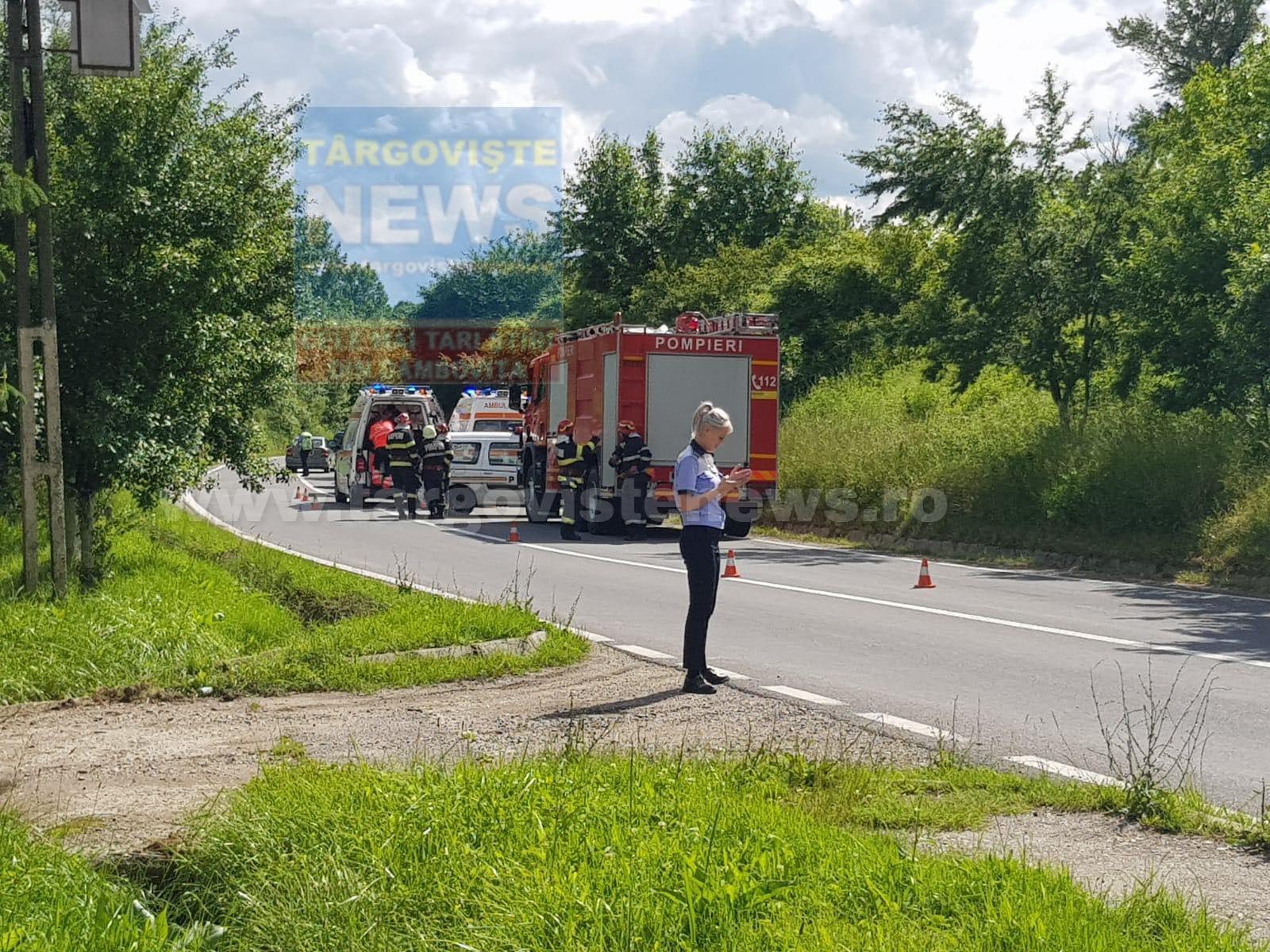 Un tânăr de 17 ani, în stare gravă după ce a fost lovit de tren, la Brăneşti