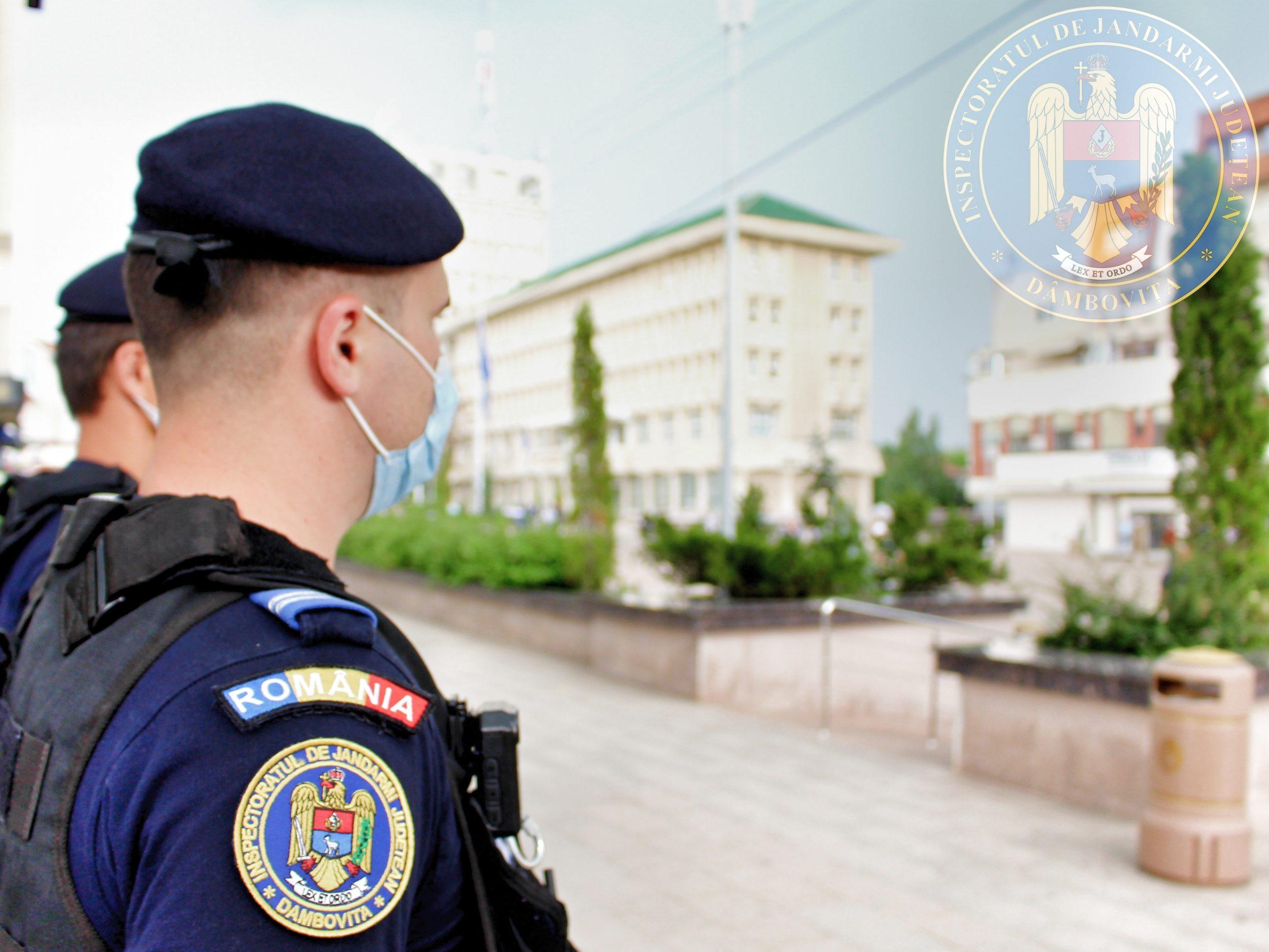 """""""Jandarmii vor fi în mijlocul cetățenilor de Rusalii"""""""