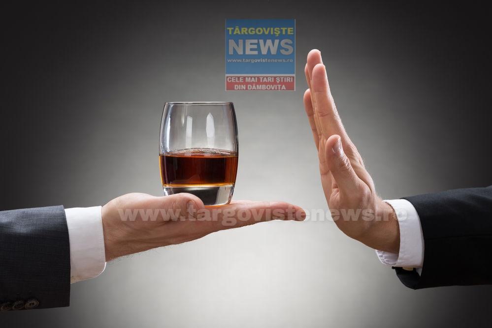 """Semnal DSP Dâmboviţa – """"În România, 80% din bărbați și 55% din femei sunt consumatori de alcool, iar 67% din bărbați și 31% din femei au un consum excesiv"""""""