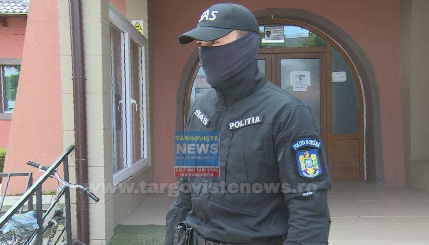 Peste 150 de poliţişti şi jandarmi vor asigura paza și protecția celor 10 secţii de votare, la Braniștea și Cojasca