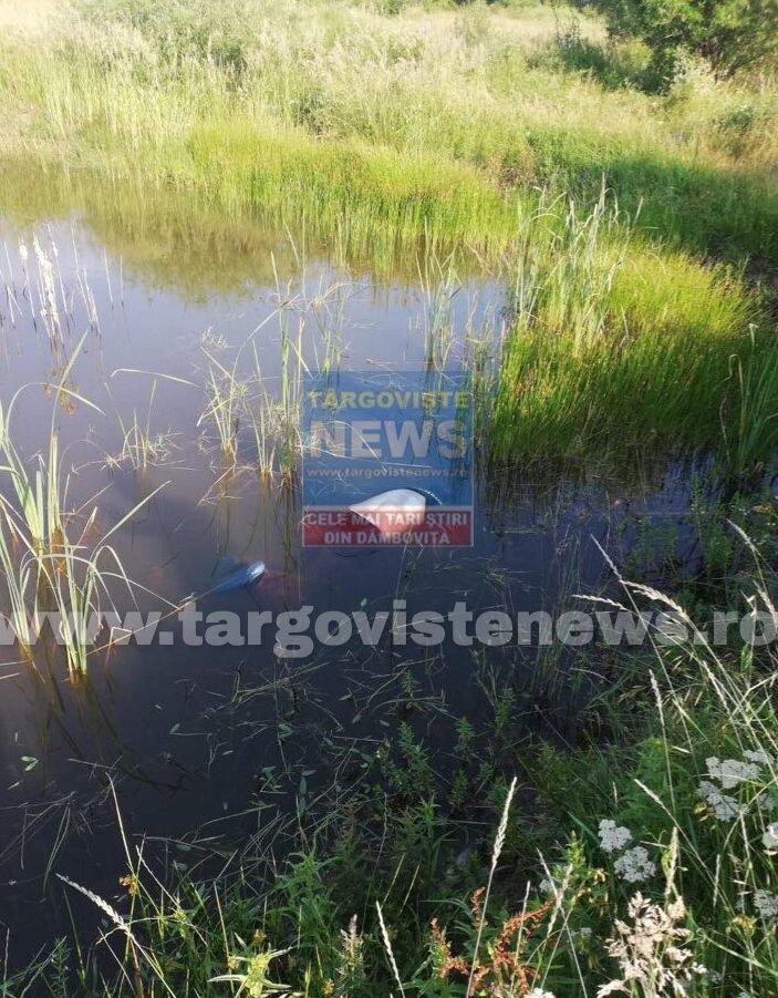 Descoperire macabră la Mija. Un bărbat a fost găsit înecat în lacul din spatele blocurilor