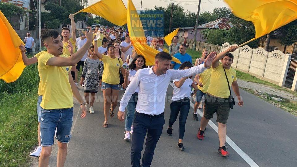 Înfrângere dureroasă pentru PSD Dâmboviţa. A pierdut Primăria Braniştea şi majoritatea în Consiliul Local Cojasca. Avem rezultatele