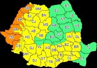 Atenționare de la meteorologi – val de căldură, între 13 și 14 iulie