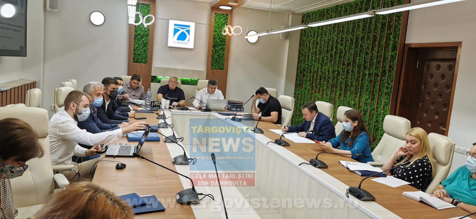 Veşti bune pentru construirea Inelui 2 de centură al municipiului Târgovişte şi a centurilor Pucioasa şi Fieni