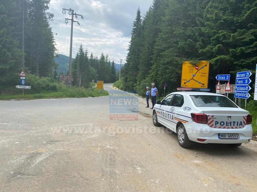 Poliţia Dâmboviţa, măsuri în zona de munte pentru ca Festivalul Padina să se desfăşoare în siguranţă