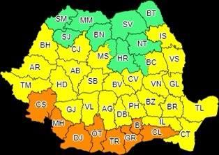 Val de căldură peste județul Dâmbovița, până pe 1 august. Temperaturi de până la 39 de grade