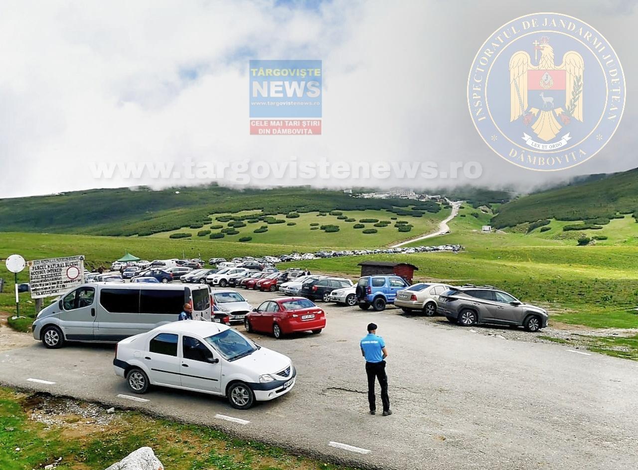 Jandarmii montani – 15 avertismente și o amendă, de 100 de lei pentru aprinderea focului în locuri neamenajate
