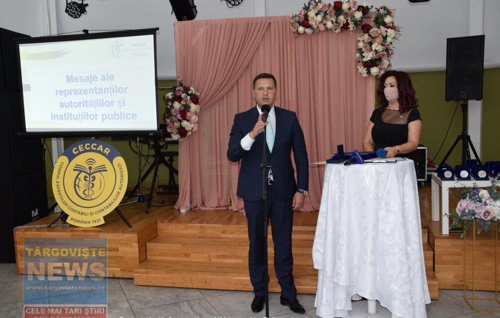 """""""Tradiție pentru viitor. Evoluăm împreună!"""" – 100 de ani de la înființarea Corpului Experţilor Contabili şi Contabililor Autorizaţi din România"""
