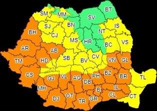 ACUM, Dâmbovița – Cod portocaliu de căldură. Temperaturi de până la 40 de grade