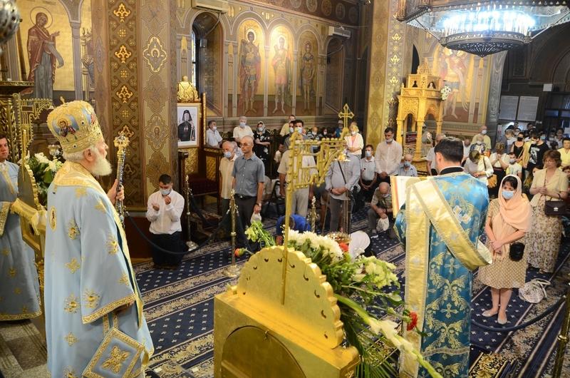 Maica Domnului este cea mai importantă dintre toți sfinții