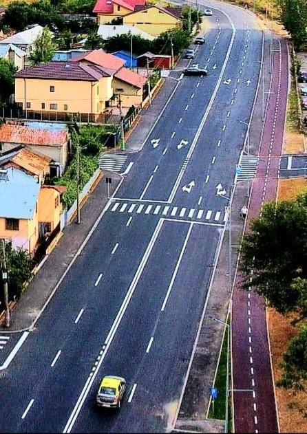 Neagoe Basarab, cea mai nouă stradă pe 4 benzi din municipiul Târgoviște