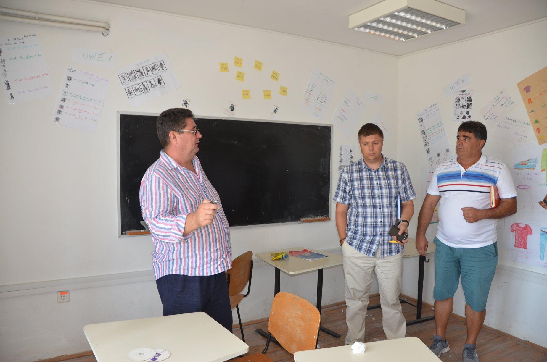 Răcari – Școlile și grădinițele, pregătite pentru noul an școlar