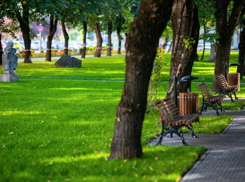 """Primarul din Târgoviște – """"Parcul Mitropoliei a fost redeschis. Cum îl păstrăm, așa îl vom avea!"""""""