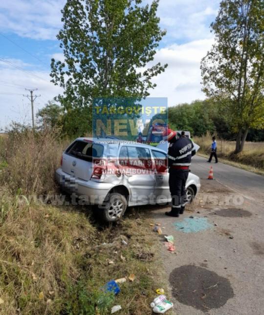 Accident pe DJ711A, între Mavrodin şi Colacu. Un şofer a fost rănit