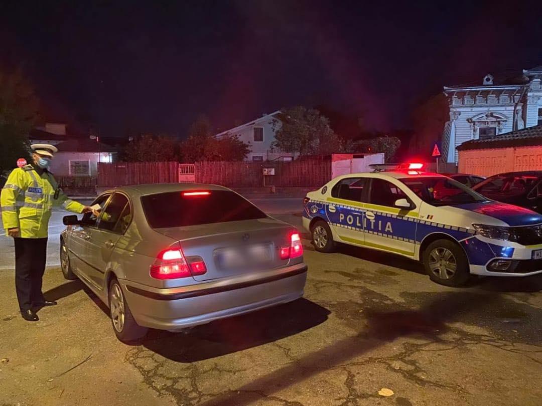 FOTO/VIDEO – Razie de amploare, în Dâmbovița. Au curs amenzile și s-au întocmit și dosare penale