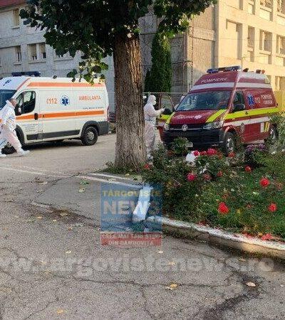 Târgu Cărbuneşti – A fost activat Planul Roşu la spital, după ce instalaţia de oxigen a cedat! Doi oameni au decedat