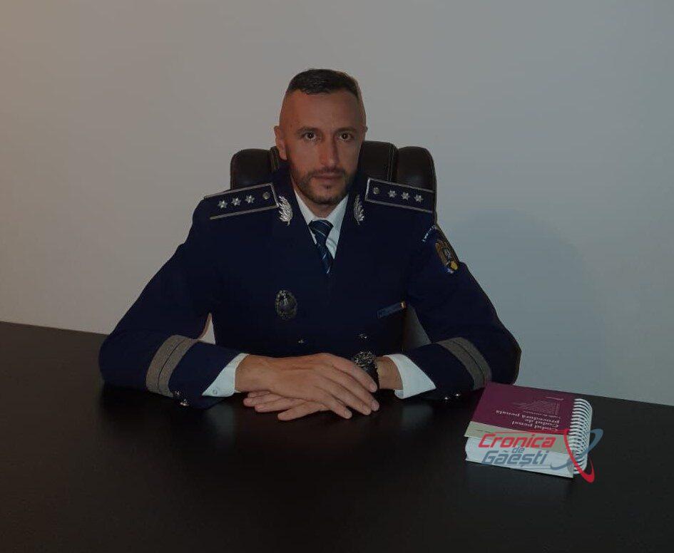Succes uluitor în instanță: CMS.ȘEF ALEXANDRU IORGA S-A ÎNTORS LA COMANDA POLIȚIEI GĂEȘTI!