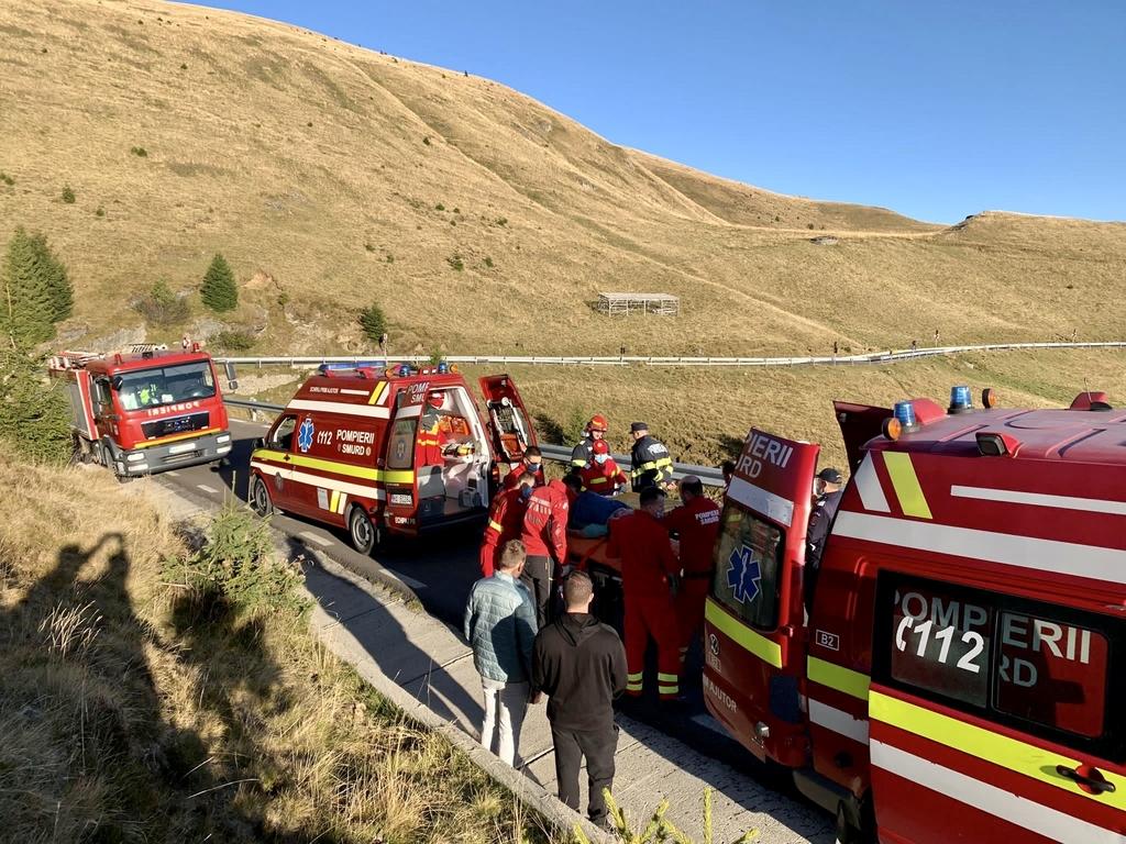 O turistă din Brașov a avut nevoie de ajutorul salvamontiștilor dâmbovițeni după ce s-a accidentat pe drumul dintre Șaua Dichiului și Piatra Arsă